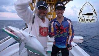 Angler Trip: หลักแก๊ส ไต๋ตั้ม กับกลุ่ม Club Jigging Thailand