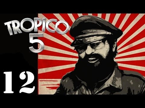 Let's Play Tropico 5 - Episode 12 - The Uncool Coup