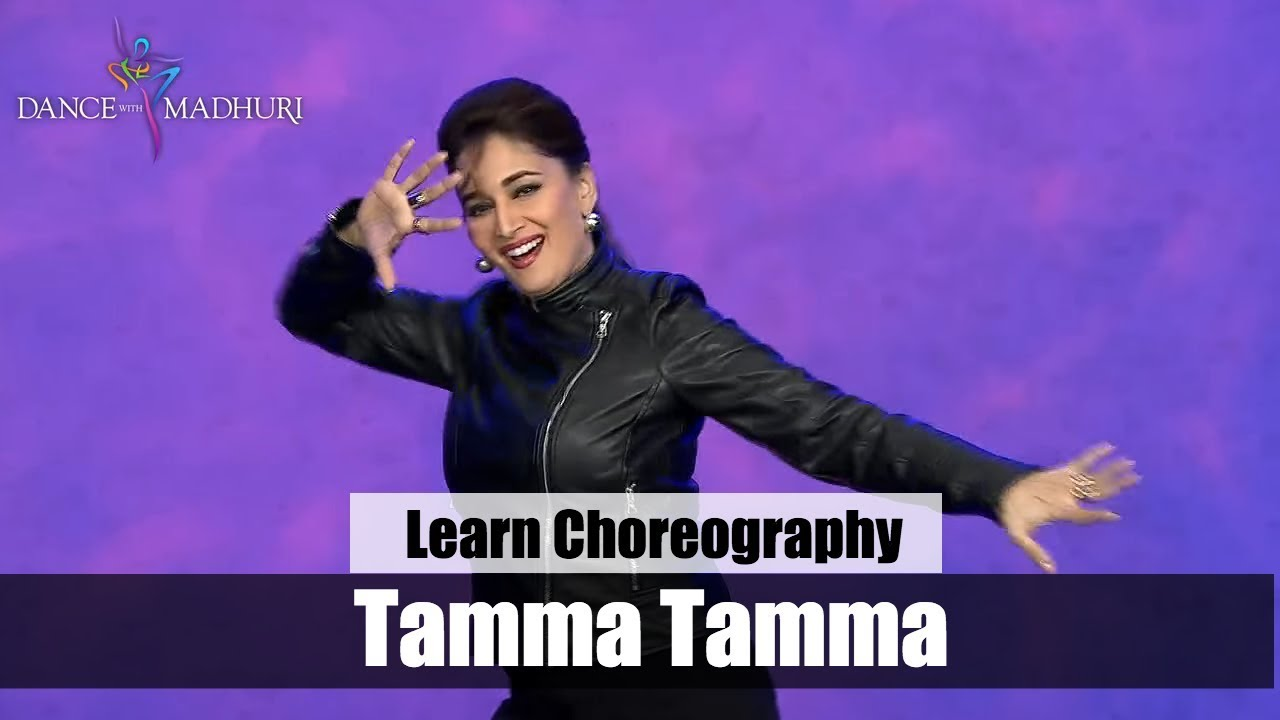 Download Tamma Tamma   Dance Choreography by Madhuri Dixit   DWM