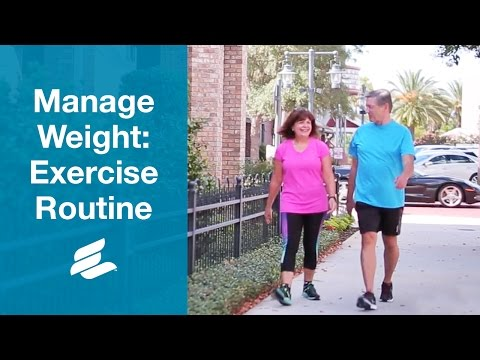 How Fast Should You Walk To Help Manage Your Weight?