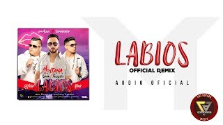 montana lvd feat sammy falsetto labios official remix audio