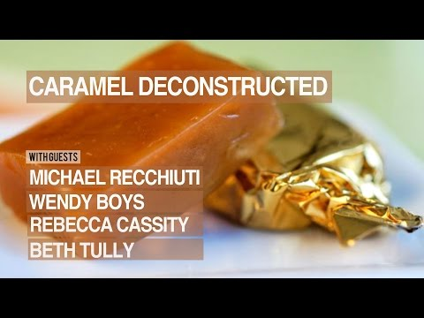 Chocolate Masters Hangout #2: Caramel Deconstructed!