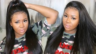 Baixar 200% Density 360 Lace Wig | Start to Finish Slay | YS Wigs