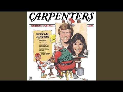 carpenters overture an old fashioned christmas