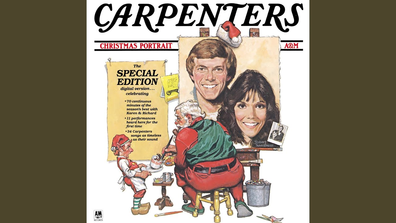 Carpenters Christmas Portrait.Overture An Old Fashioned Christmas