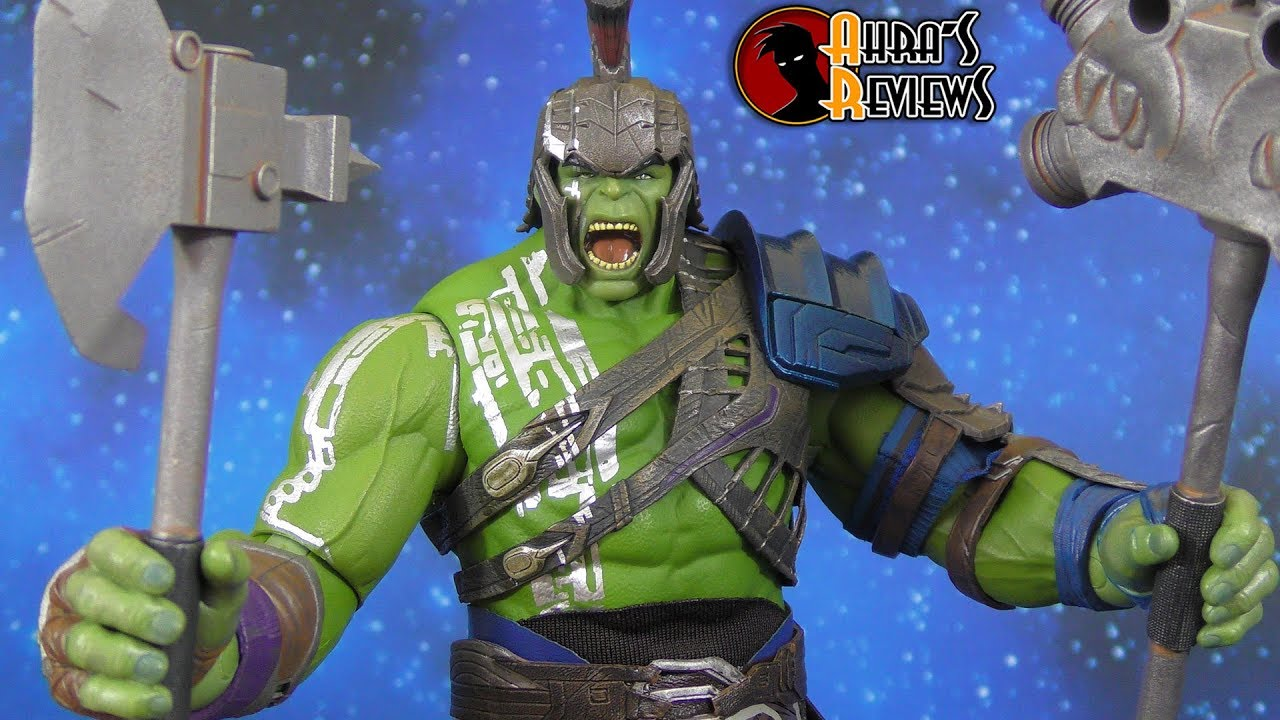 "Mezco One:12 Collective Marvel Thor Ragnarok Gladiator Thor 6/"" Action Figure NEW"