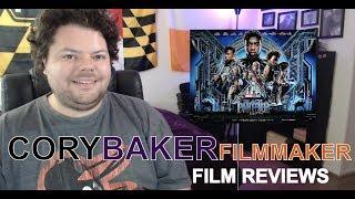 0012 Black Panther (Movie Review: Chadwick Boseman, Michael B Jordon, Lupita Nyong'o)