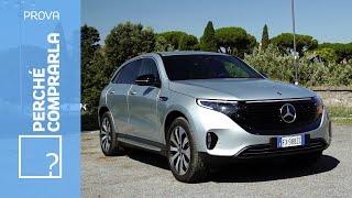 Mercedes EQC | Perché comprarla... e perché no