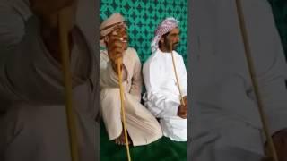 فن الونة. أداء: عبدالله القريني و ضحي السعيدي. شلة عمانية ثنائية إبداع.