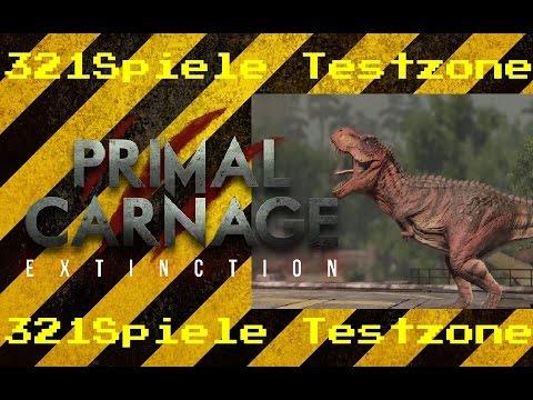 Primal Carnage Extinction - Angespielt German Gameplay