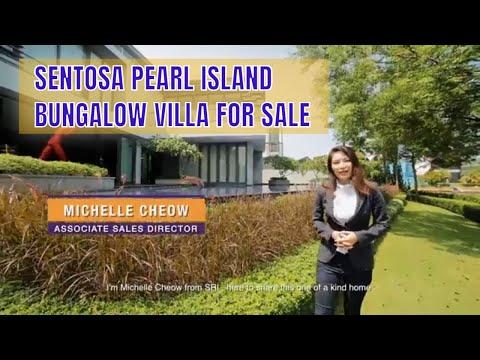 Singapore Landed Property Listing Video - Sentosa Pearl Island Villa