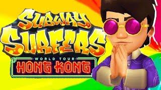 Subway Surfers World Tour #1 (Hong Kong) | Android Gameplay | Friction Games