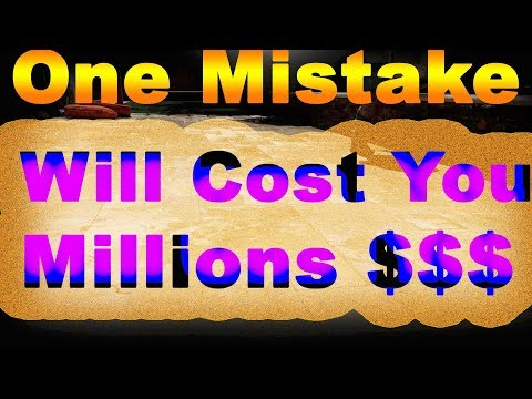 One Mistake That Will Cost You Millions In Lawn Care and Landscaping (Installing Travertine Overlay)