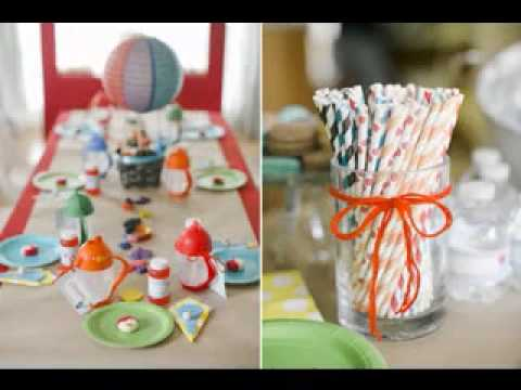 Easy diy craft ideas for birthday party youtube for Crafts to do at a birthday party