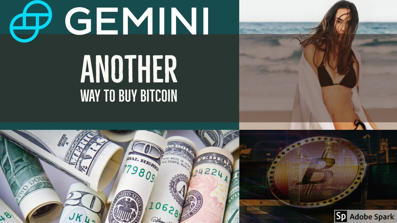 How to use the gemini exchange to buy bitcoin and ethereum a how to use the gemini exchange to buy bitcoin and ethereum a tutorial ccuart Images
