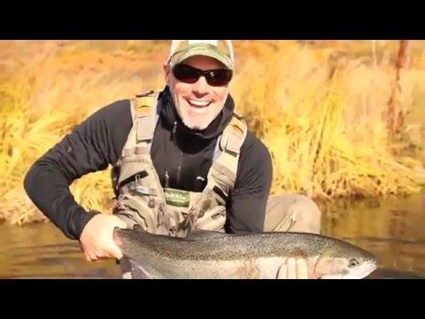 Steelhead Fly Fishing Karluk River - Kodiak's Best Fishing Lodge
