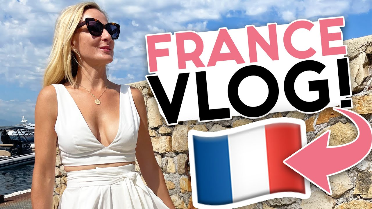 Download Travel VLOG 2021 - My France Vacation! Paris, Eze and More - Christi Lukasiak