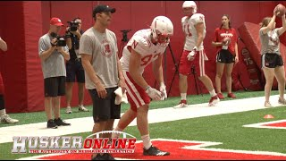 Huskers 2020 Position Preview - Tight End