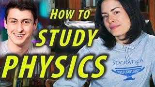 How to Study Physics || Study Tips || Simon Clark