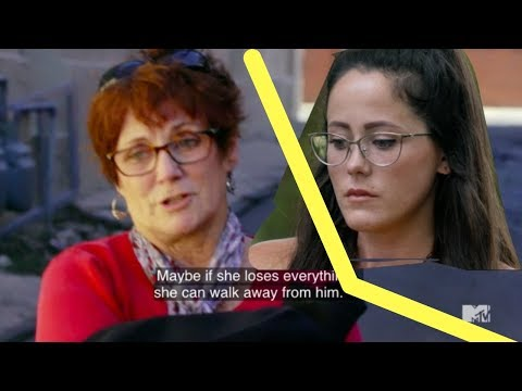 Barbara Evans CRIES in FEAR for Jenelle Evans