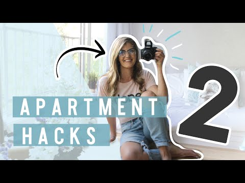 Small Apartment Hacks 2!! VANCOUVER (House Hunt, Organize & Decorate For CHEAP!)
