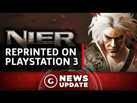 NieR Is Being Reprinted For PS3 In Europe - GS News Update