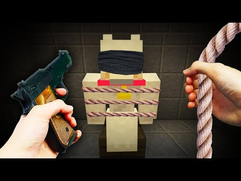 REALISTIC MINECRAFT - STEVE'S DOG GETS KIDNAPPED!