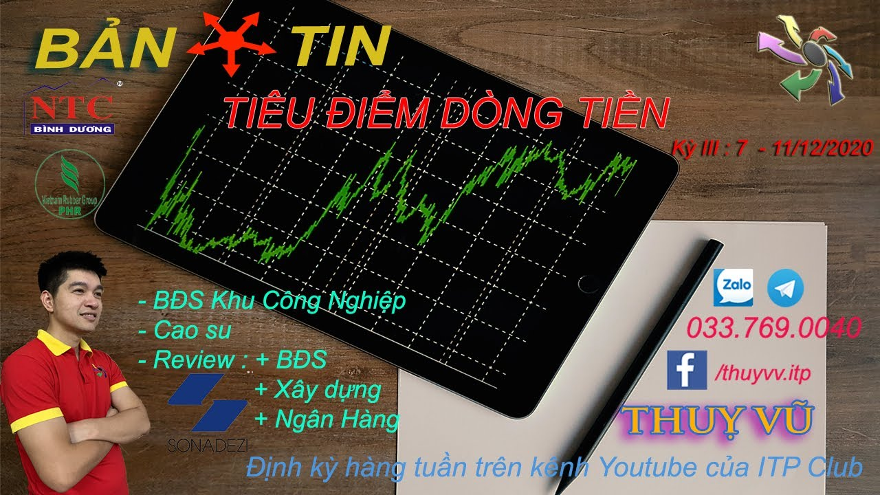 Tiêu điểm dòng tiền k3 – Bất động sản khu công nghiệp  – Thuỵ Vũ ITP
