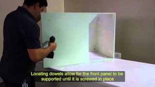 Clever Blind-corner Cabinet