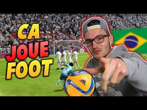 CA JOUE FOOT !! - FIFA 18