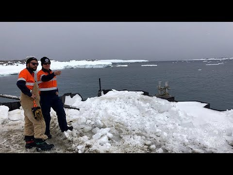 Live and work in Antarctica | Infrastructure