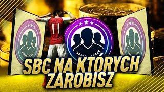 SBC NA KTÓRYCH ZAROBISZ!!! | FIFA 18 METODY NA ZARABIANIE