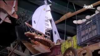 صناعة السفن ومراكب الصيد تواجه شبح الاندثار في الاسكندرية