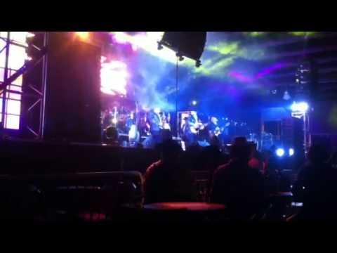 Los Rieleros del Norte en el Azteca music hall Amarillo tx