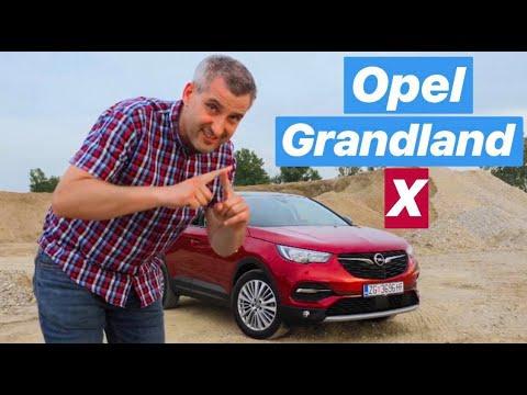 Njemački dizajn i Francuska mehanika - Opel Grandland X - testirao Branimir Tomurad