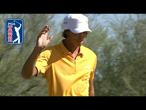 20-year-old Rickie Fowler finishes T2 in second pro start at 2009 Safeway