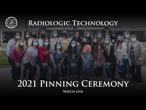 2021 Rend Lake College Radiologic Technology Pinning Ceremony