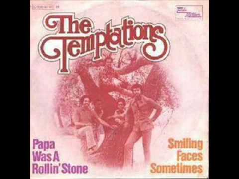 The Temptations-Smiling Faces Sometimes