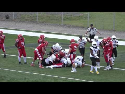 Macomb Bearcats vs Oakland County Racers - Week 1 2017 RPFL Season