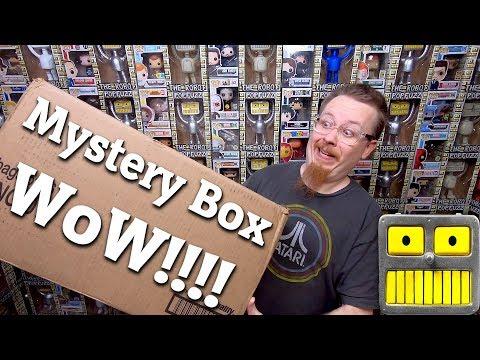 What An Amazing $1000 Funko Pop Mystery Box