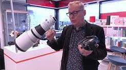 Canon EOS 1D X Mark III uudet ominaisuudet esittelyssä