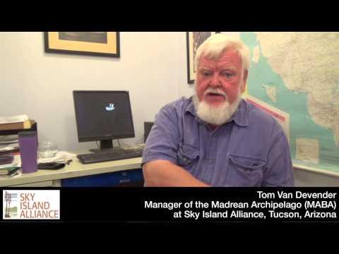 Conservation in Action: Tom Van Devender of Sky Island Alliance