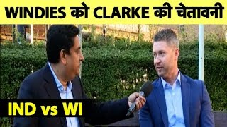 EXCLUSIVE: CLARKE says GAYLE will have a Tough time Against BUMRAH | #IndvsWI | #CWC19