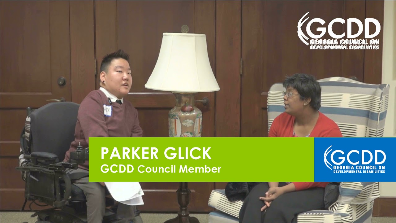 GCDD Advocacy Day interview with Nandi Isaac