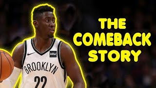 How Caris LeVert Has Become A STAR In The NBA!