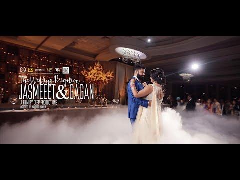 Most Epic Sikh Punjabi Reception Highlights 2019 - Jas + Gagan TORONTO CANADA