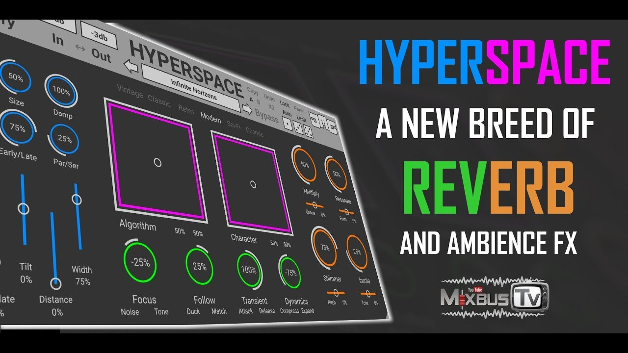 United Plugins Hyperspace | DOA | Drum & Bass Forum