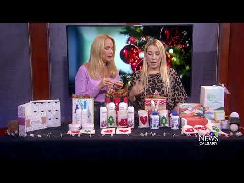 Healthy Holiday Gift Guide on CTV Calgary