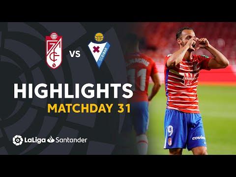 Granada Eibar Goals And Highlights