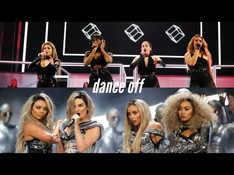 FIFTH HARMONY vs LITTLE MIX: Dance Off